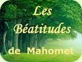 Les Béatitudes de Mahomet