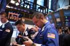 Stocks Decline Greece Concerns - Apple Pullback