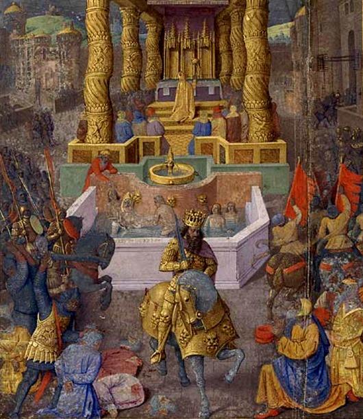 Ирод Великий  Жана Фуке