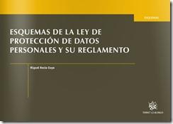 libro esquemas de la ley de protección de datos personales - Mexico