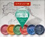 colecao cidades da italia spoleto