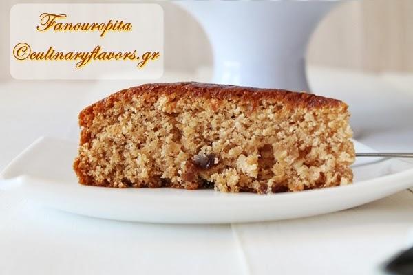 Fanouropita     culinary flavors