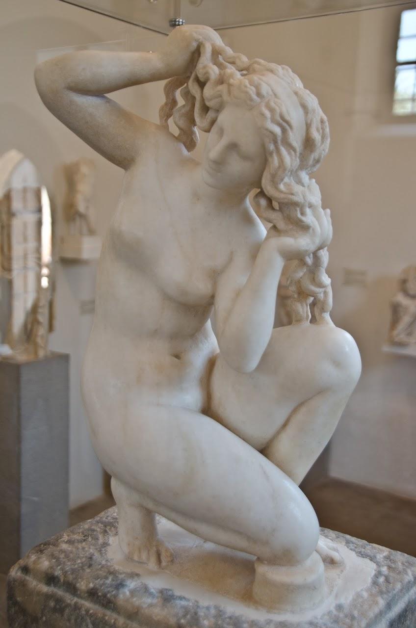 Statue in Rodos