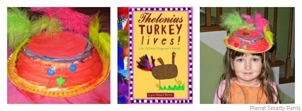 Thanksgiving Craft for Preschool: Turkey Hats