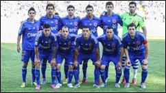 Universidad de Chile enfrenta a  Guaraní, Copa Libertadores