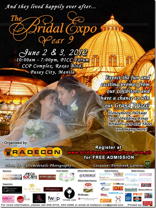 Bridal Expo Poster 2 copy