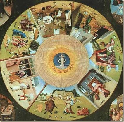 7pecados El Bosco ateismo religion dios biblia jesus