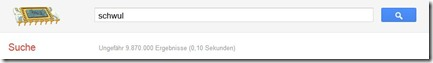 google search schwul 12 12 2011