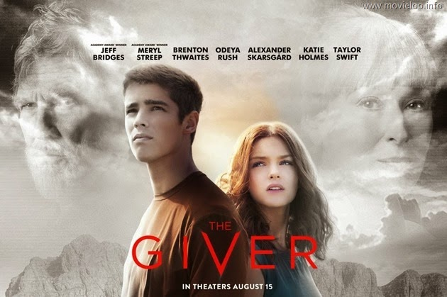 The Giver (2014) 720p HDRiP - 800MB - ShAaNiG