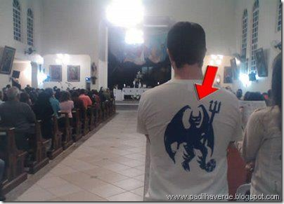face imagem igreja