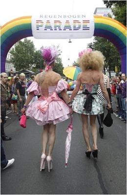 parada gay 4 - Apocalipse Em Tempo Real