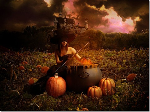 poze desktop halloween