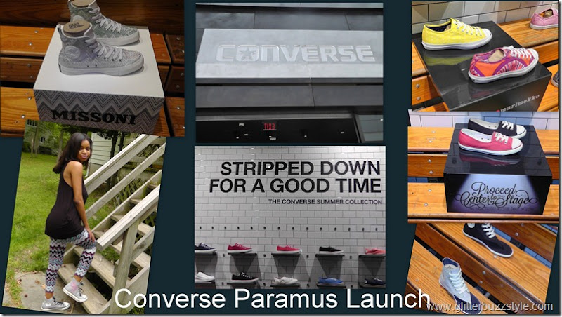 Converse Paramus Launch