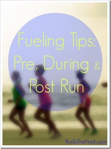 How to Fuel Your Run