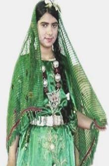 ثوب العُرس الأخضر