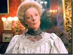 Maggie Smith in A Room with a View