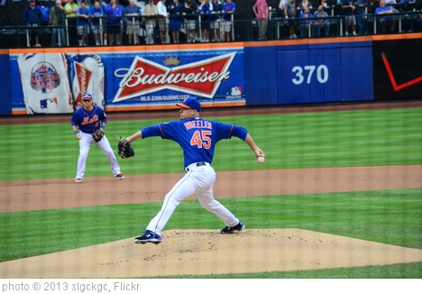 'Zack Wheeler' photo (c) 2013, slgckgc - license: http://creativecommons.org/licenses/by/2.0/