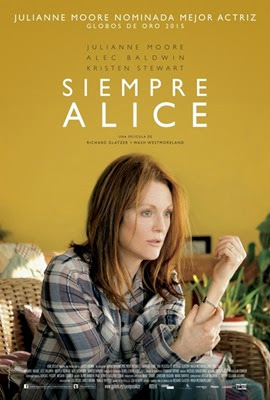 Poster Siempre Alice