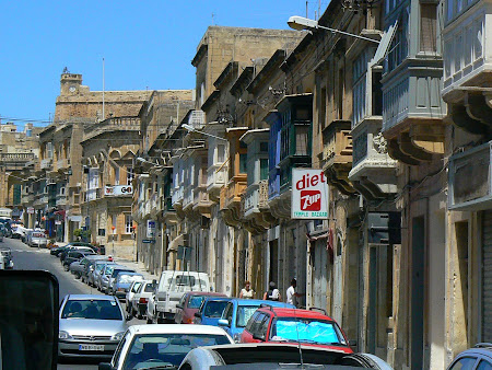 Malta sights: Rabat, capital of Gozo