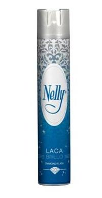 imagen de la nueva laca nelly