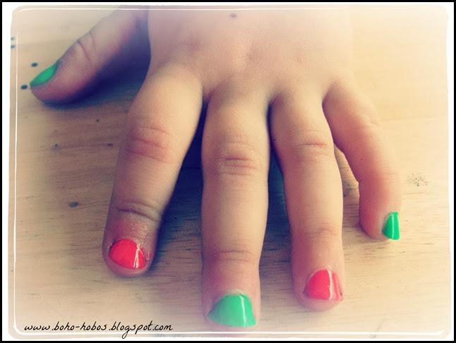 Cindy's boho nails