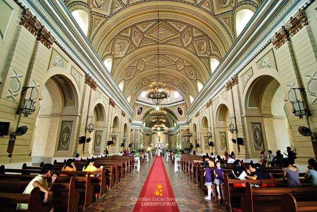 Taal Church Basilica