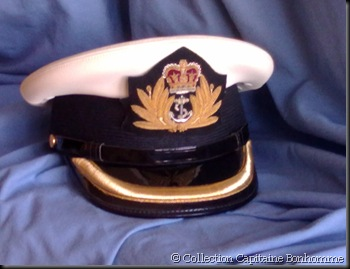 © Collection Capitaine Bonhomme. Casquette b