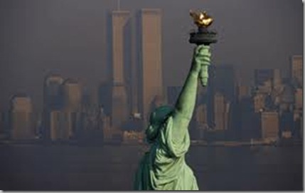 wtc and lady liberty