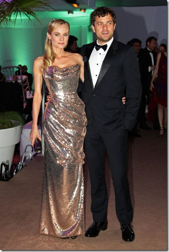 Diane Kruger 65th Anniversary Party Red Carpet 3gLUDV9co4sl