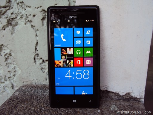 HTC Windows Phone 8X Philippines