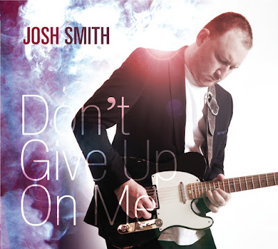 Josh Smith<br /><br /> Don't Give Up On Me<br /><br /> 2012<br /><br /> CrossCut Records<br /><br /> CCD 11105<br /><br /> 4014924111052<br /><br /> DEH401210501