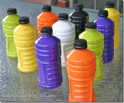 sports bottles