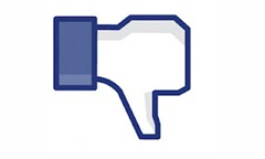 facebook dislike