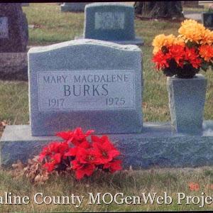 Mary Magdalene Burks