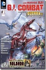 P00002 - G.I. Combat #1 - The War