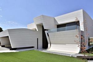 casa-moderna-Balcony-por-A-cero