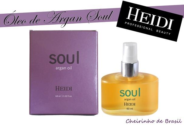 óleo de argan soul