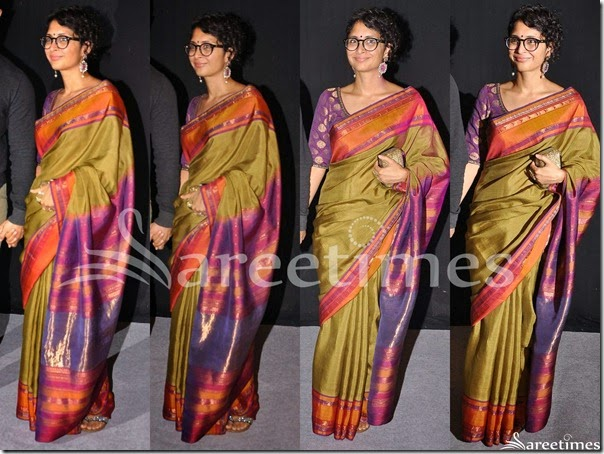 Kiran_Rao_Mustard_Traditional_Silk_Saree