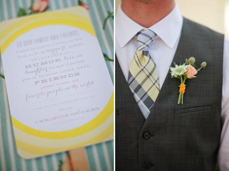 Semplicemente Perfetto Wedding Peach Pesca 04