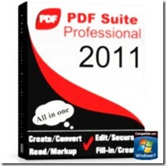 PDF Suite Professional 2011 Full Version
