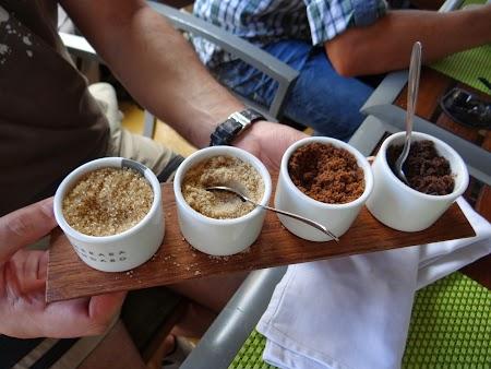 Obiective turistice Mauritius: Diverse tipuri de zahar