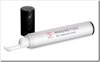 magnetise eye contour gel cream
