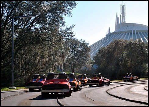 11a - Magic Kingdom Day - Speedway - All