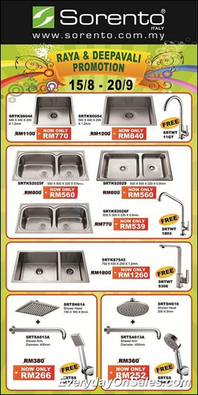 Sorento-Raya-and-Deepavali-Sales-2011-EverydayOnSales-Warehouse-Sale-Promotion-Deal-Discount