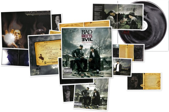 Visualizza Bad Meets Evil - Eminem and Royce da 5'9'' - Hell The Sequel 2011