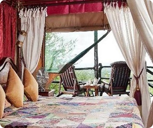 Kirawira Luxury Tented Camp, Tanzania