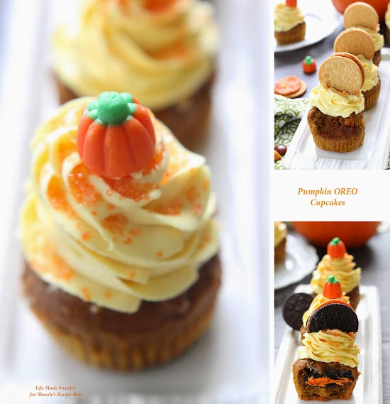 Pumpkin-Oreo-Cupcakes-with-Maple Cinnamon Frosting---by @LifeMadeSweeter.jpg