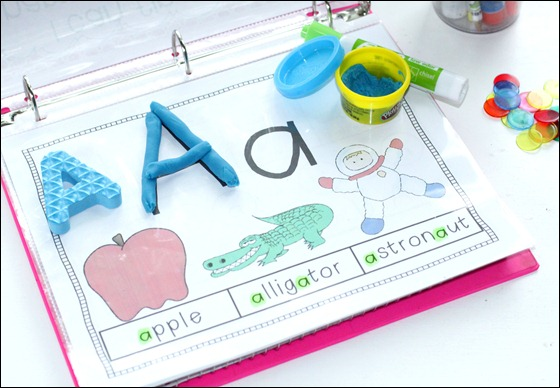 Kindergarten RTI: Letter Identification & Recognition - The ...
