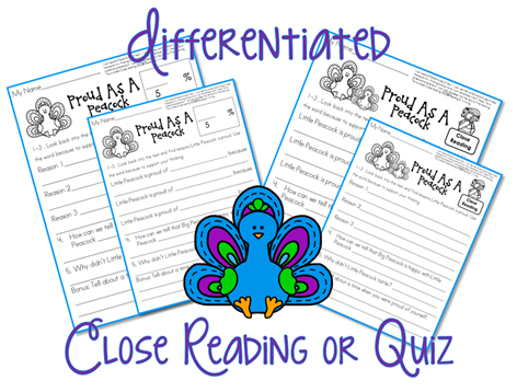 Informational reading and fluency from Teacher to the Core (3)