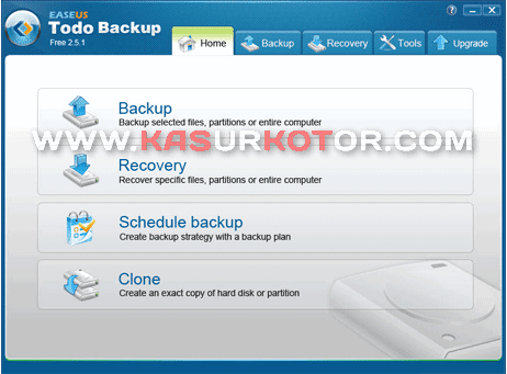 Download EASEUS Todo Backup Free